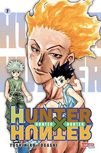 Hunter X Hunter, Band 7
