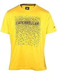 Caterpillar Junction 2510629 - T-shirt à manches courtes 100% coton - Homme