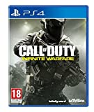 Call Of Duty: Infinite Warfare Standard Edition w/ Extra Content and Pin Badges (Exclusive to Amazon.co.uk) (PS4)