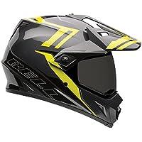 Bell Helmets MX 2015 MX-9 Hi-Visibility Adventure Casco Adulto, color Barricade