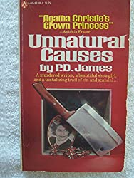 Unnatural Causes (Adam Dalgliesh Mystery Series #3)