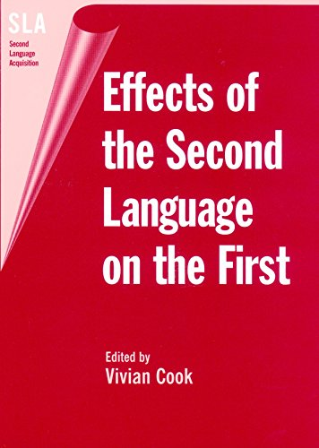 Effects of the Second Language on First (Second Language Acquisition)