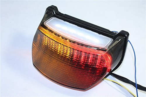 Everpert /étanche 5/lampes LED de v/élo Feu arri/ère arri/ère avertissement lampe arri/ère pour Nuit