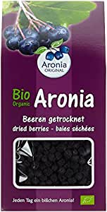 Aronia Original Bio Aroniabeeren getrocknet, 1er Pack (1 x 500 g)