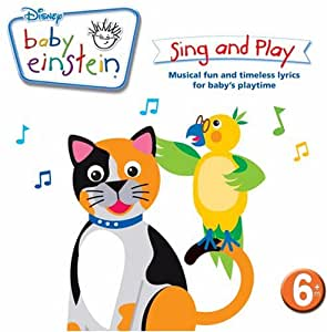 Sing & Play [Import anglais]