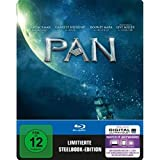 PAN (Blu-ray Disc, Steelbook) Limited Edition