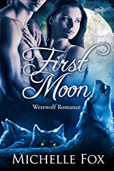 First Moon (New Moon Wolves 1) BBW Werewolf Romance (English Edition)