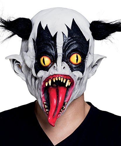 (Boland 97533 - Latex Maske Böser Clown, Sonstige Spielwaren)