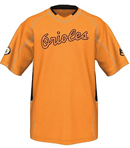 Baltimore Orioles Majestic MLB Cooperstown