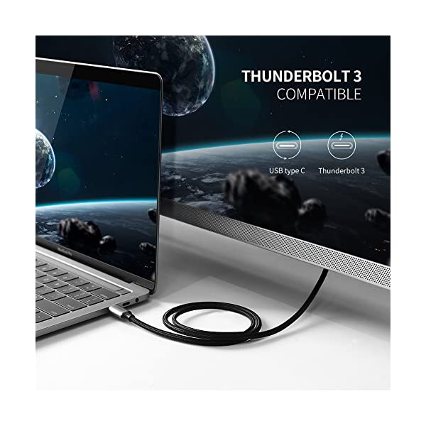 UGREEN-Cble-USB-C-vers-HDMI-4K-60Hz-en-Nylon-Tress-Thunderbolt-3-Compatible-avec-Samsung-Galaxy-S10-S9-S8-Note-10-Note-9-Note-8-Tab-s4-Huawei-P30-P20-Pro-MacBook-Pro-MacBook-Air-iPad-Pro-2018