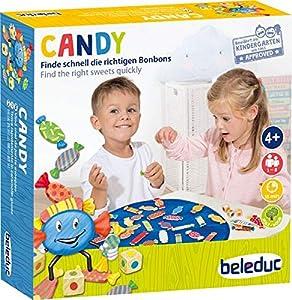 Beleduc 22461Candy Juego de Niños
