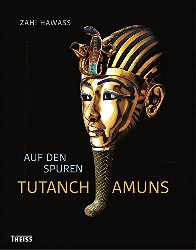 Buchseite und Rezensionen zu 'Auf den Spuren Tutanchamuns' von Zahi Hawass