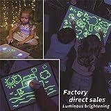 Pizarra luminosa Pizarras mágicas para niños mágicas para niños Tablets de escritura LCD y...