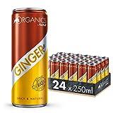 Produkt-Bild: Organics by Red Bull Ginger Ale 24 x 250 ml Dosen Bio Getränke 24er Palette