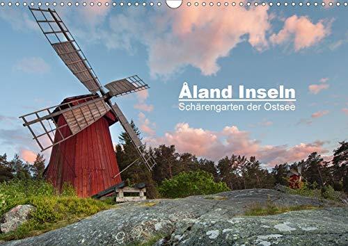 Åland Inseln: Schärengarten der Ostsee (Wandkalender 2020 DIN A3 quer)