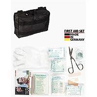 Leina Erste-Hilfe-Set Pro 25-tlg schwarz preisvergleich bei billige-tabletten.eu