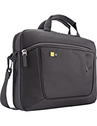"""Case Logic AUA-314 Sacoche en nylon Ordinateur portable/Tablette PC à 14"""" Noir"""