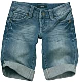MELROSE Jeans Bermuda Jeans Shorts Damen Short Deutsche Grösse 32 - keine inch-Grösse