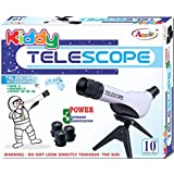 Annie Kiddy Telescope With 3 Different Magnification