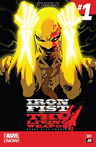 Iron Fist: The Living Weapon #1 (English Edition) (Iron Fist Living Weapon)