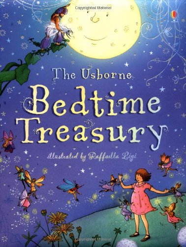 Bedtime Treasury (Usborne Anthologies and Treasuries)