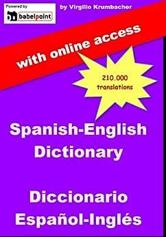 Babelpoint Spanish-English dictionary (Spanish Edition) by [Virgilio, Espinosa Rojas, Virgilio, Krumbacher]