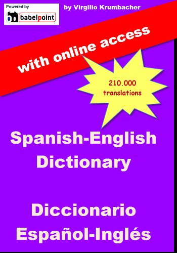 Babelpoint Spanish-English dictionary