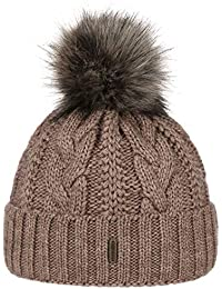 457145f9c93 McBurn Cable Knit Hat with Cuff Beanie Winter