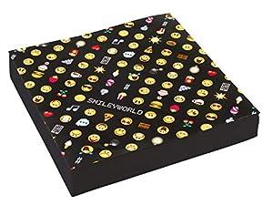 Amscan International Amscan 9901289 - Servilletas de papel (20 unidades), diseño de emoticonos sonrientes