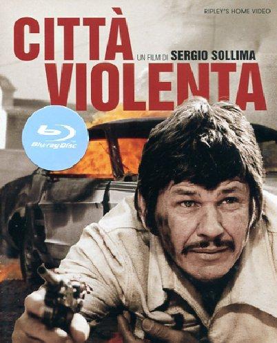 Bild von Città violenta [Blu-ray] [IT Import]
