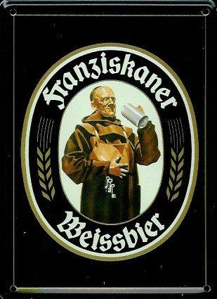 franziskaner-mini-de-cartel-de-chapa-chapa-postal-hoegaarden-cerveza-8-x-11-cm-nostalgico-retro-plac