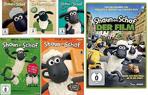 Special Edition Box (Staffel 1-5 + Kinofilm) (21 DVDs)