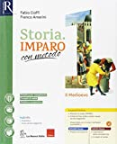 Storia imparo con metodo. Per la Scuola media. Con e-book. Con 2 espansioni online. Con 2 libri: Ripasso-Quaderno: 1