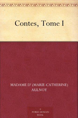 Couverture du livre Contes, Tome I