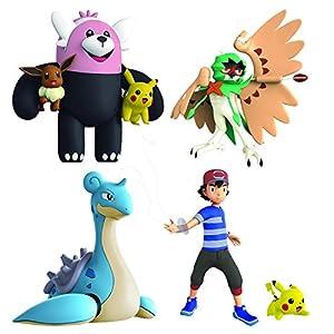Pokemon Figura Héroe con Mecanismo Modelos Surtidos (BIZAK 63227224) 2
