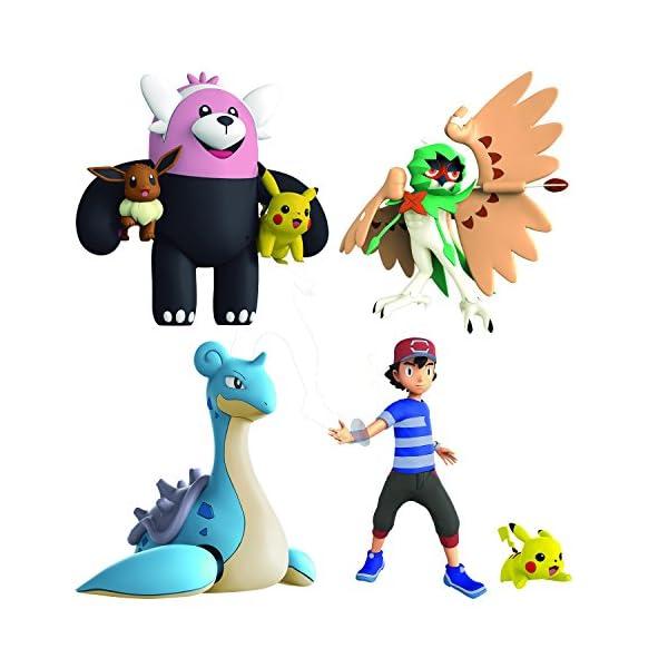 Pokemon Figura Héroe con Mecanismo Modelos Surtidos (BIZAK 63227224) 1