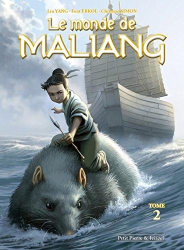 Le monde de Maliang, Tome 2 : La flûte : Avec un ex-libris