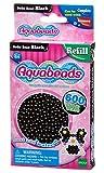 Aquabeads 32658 - Perlen, schwarz, Bastelperlen nachfüllen