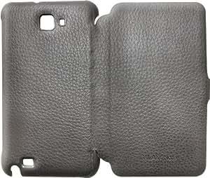 Samsung BT-CASE-LT-SMN70 Étui de protection en cuir pour Samsung N7000 Galaxy Note Noir