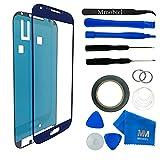 MMOBIEL Kit de Reemplazo de Pantalla Táctil para Samsung Galaxy S4 i9500 i9505 Series (Azul) Incl...