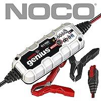 NOCO G1100EU Cargador Inteligente de Batería Genius, 6V/12V, 1.1A