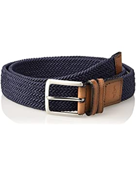Dockers Canvas Braid Belt, Cinturón para Hombre
