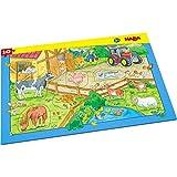 Haba Rahmenpuzzle Bauernhof Puzzle