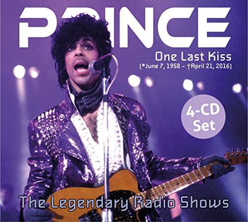 One Last Kiss - The Legendary Radio Shows (4 CD)
