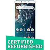 (CERTIFIED REFURBISHED) Mi A2 (Blue, 64GB)