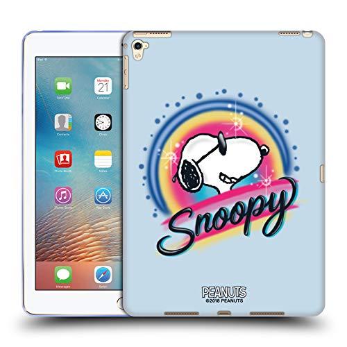 Head Case Designs Offizielle Peanuts Farbige Sonnenbrille Snoopy Plankenweg-Spritzpistole Soft Gel Hülle für iPad Pro 9.7 (2016)