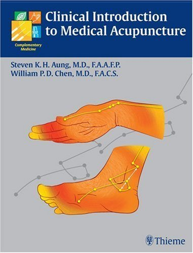 Clinical Introduction to Medical Acupuncture 1st Edition by Aung, Steven K.H., Chen, William Pai-Dei (2007) Hardcover