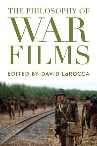 The Philosophy of War Films (Philosophy Of Popular Culture) by University Press of Kentucky (2014-12-04)