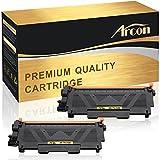 Arcon 2 Toner ersetzt Brother TN-2320 TN2320 für Brother HL-L2340DW HL L 2340 DW MFC-L2700DW MFC L 270 0DW HL L 2360 DN DCP-L2520DW DCP L 2520 DW HL-L2365DW HL L 2365 DW HL-L2300D Series Drucker schwarz