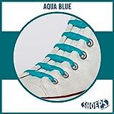 Shoeps Premiers Pas Schnürsenkel für Schuhe indigo Einheitsgröße